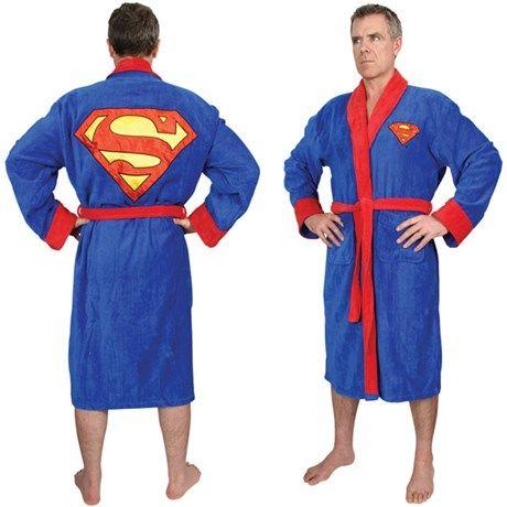 Gå inn i garderoben og kom ut som Supermann!