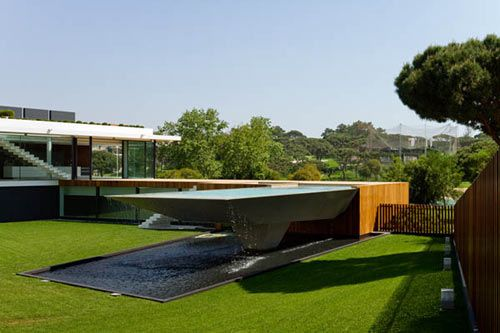 Casa Vale Do Lobo by Arqui  Arquitectura