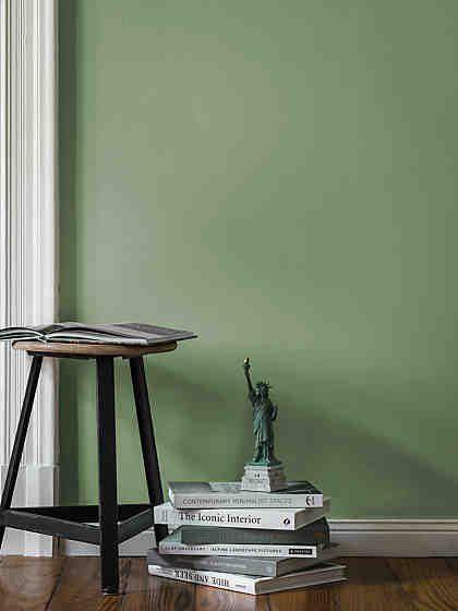 Wandfarbe Hüterin der Freiheit von Alpina feine Farben