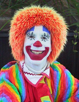 Clowns too!