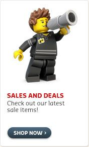 Pick A Brick | LEGO Shop--Who knew you could buy individual LEGOs?  I didn't, but this is cool!
