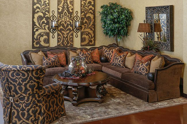 1518 best tuscan style decor images on pinterest for Cheetah print living room furniture