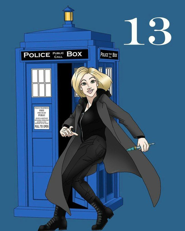 Doctor Who - 13th Doctor