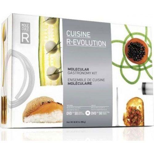 Kit cuisine moléculaire R-Evolution | ideecadeau.ch