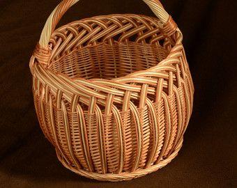 willow basket – Etsy RU