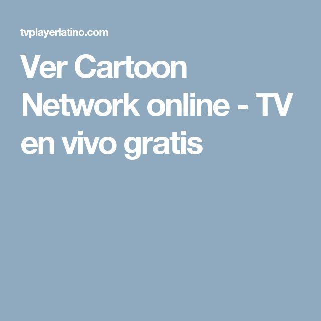 Ver Cartoon Network online - TV en vivo gratis