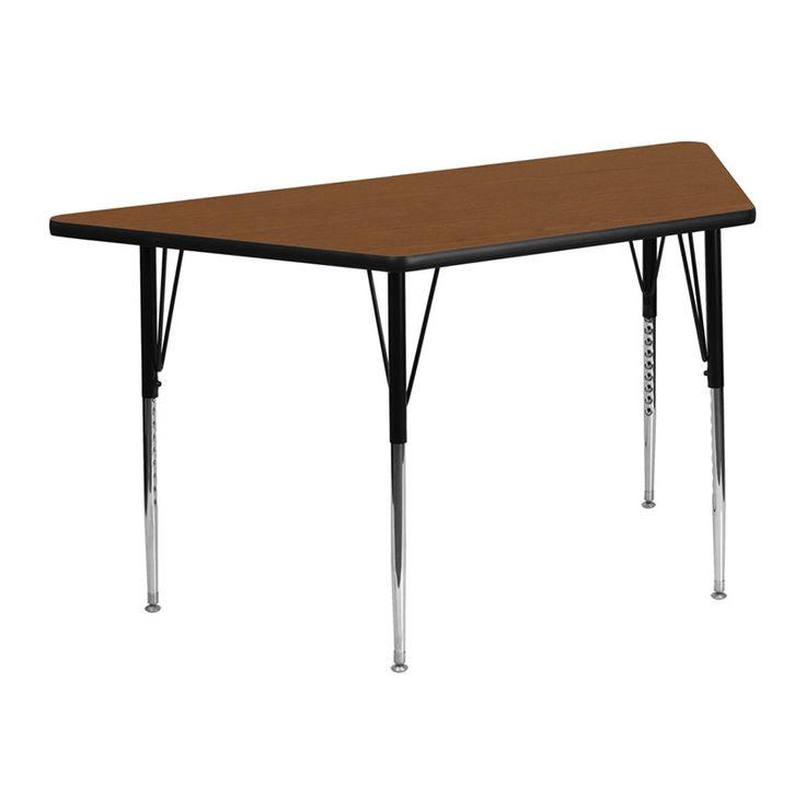 Marvelous Flash Furniture XU A2448 TRAP OAK H A GG 24u0027u0027