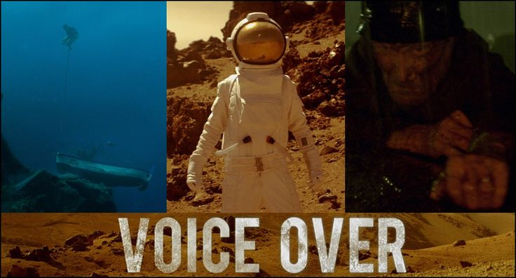 VOICE OVER - Best of the short film. Played at WILDsound's August 2013 event