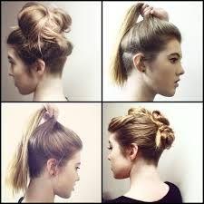 undercut ponytail - Google Search