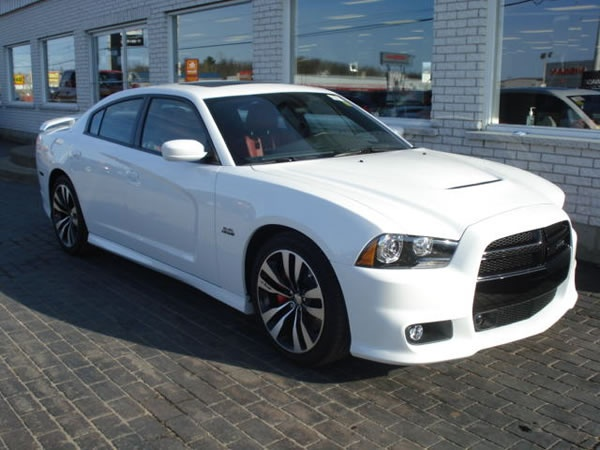 2012 CHARGER SRT8