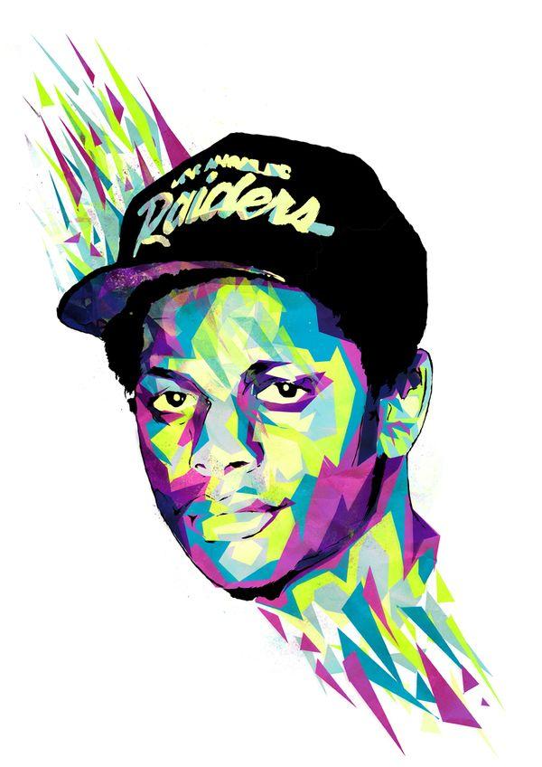 """Schöne Serie von Illustrationen mit dem Namen """"DEAD RAPPERS"""" vom aus Amsterdam kommenden Illustratoren Mink Couteaux, quasi ein Tribute an die verstorbenen Legenden aus unserem Lieblings-Genre. Wir sehen Bilder von Ol' Dirty Bastard, The Notorious B.I.G., Eazy-E, 2Pac and Big Pun, eine Reihe von Künstlern bei denen ich mir sicher bin, von jedem einzelnen so gut wie jedes Album zu... Weiterlesen"""