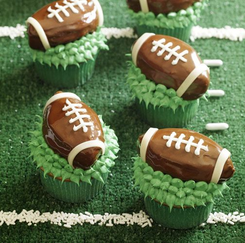 75 Recipes for Weekend Football Parties