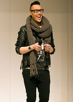 Gok Wan.  He's the only stylist I have ever wanted to be styled by.