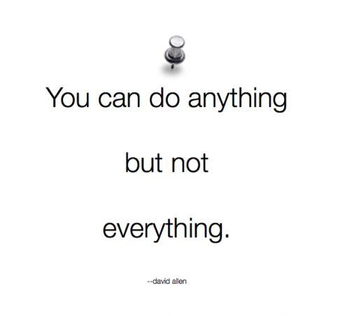 inspiring words