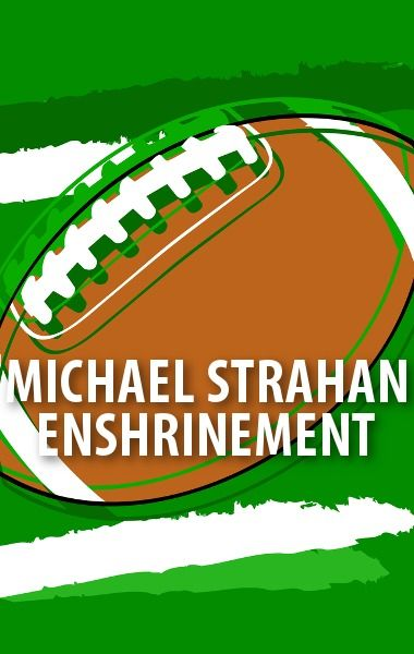 Michael Strahan showed a behind the scenes look of his induction weekend at the Football Hall of Fame. http://www.recapo.com/live-with-kelly-ripa/live-with-kelly-news/michael-strahan-football-hall-fame-induction-behind-scenes/