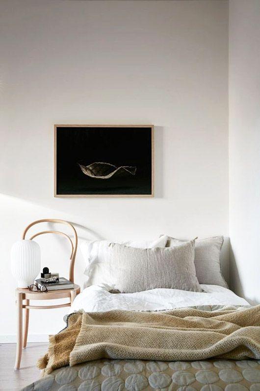 Minimalistic Bedroom Endearing Design Decoration