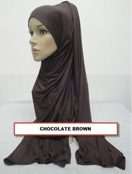 *JERSEY* MAXI hijab big large STRETCH COTTON scarf sarong LONG BUY 5 GET 1 FREE! #MAXILARGESCARF