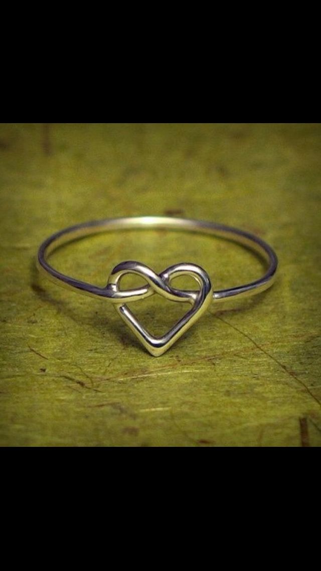 Infinity heart, LOVE this!