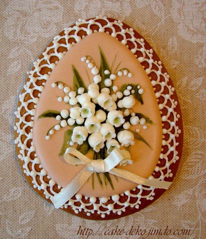 Пряники / Gingerbread - cake-deko. Jimdo-Page!
