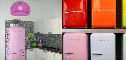 refrigeradores retro!!