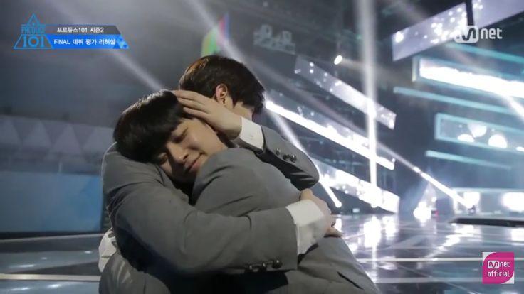 Minhyun & Seonho (Produce 101)