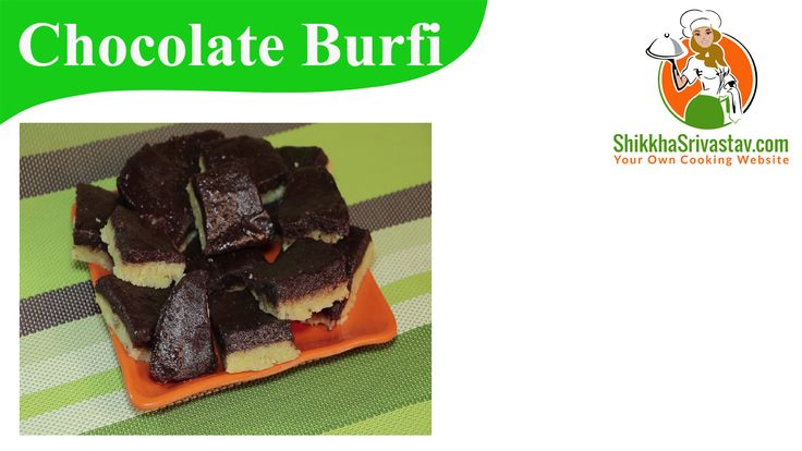 Mawa Chocolate Burfi Recipe in Hindi. Watch How to make Mawa Chocolate Burfi at Home in Hindi Language with step by step preparation.