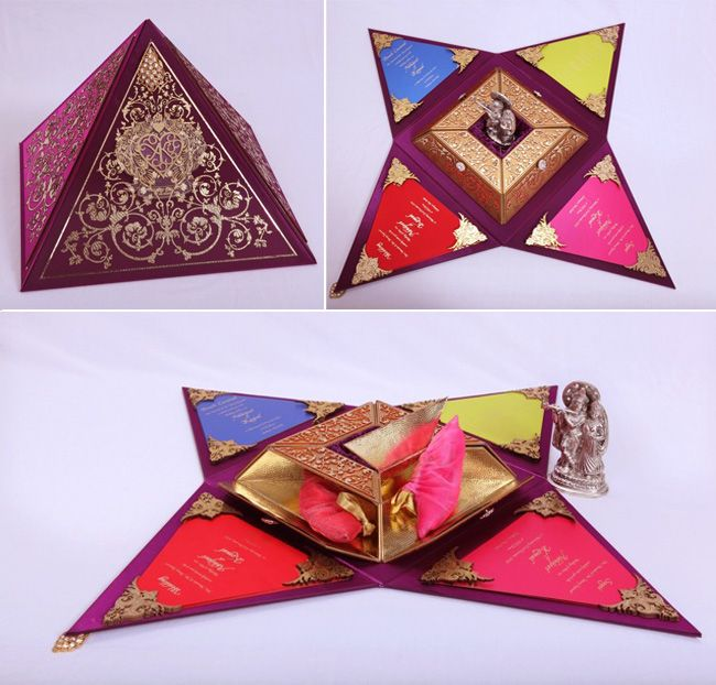 Design your Wedding invitation card with Ravish Kapoor | Myshaadi.in