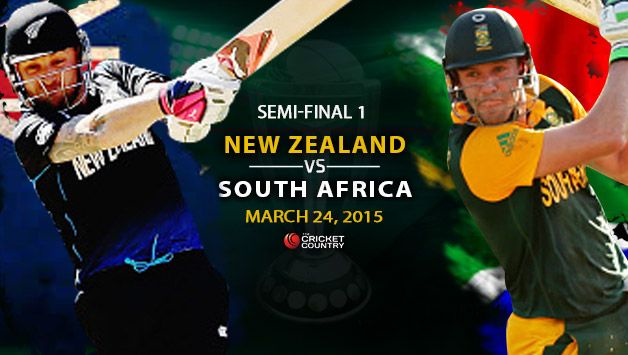 Cricket World Cup Semi-Final -  New Zealand vs South Africa - that was epic!
