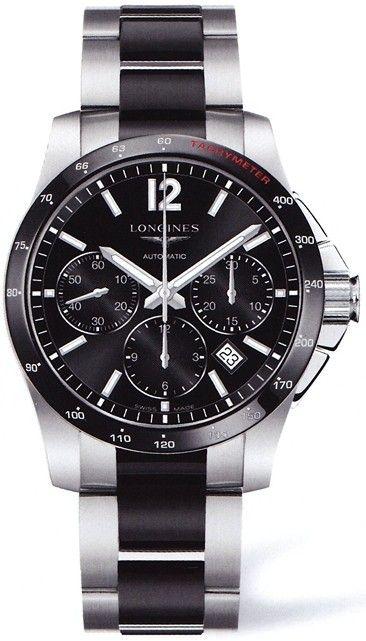Découvrez le test de la Longines Conquest avec de la céramique noire et de l'acier sur son boitier et son bracelet. Un chronographe sportif et élégant.