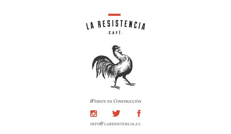 La Resistencia Café | Providencia | Santiago de Chile. Buena hamburguesa.