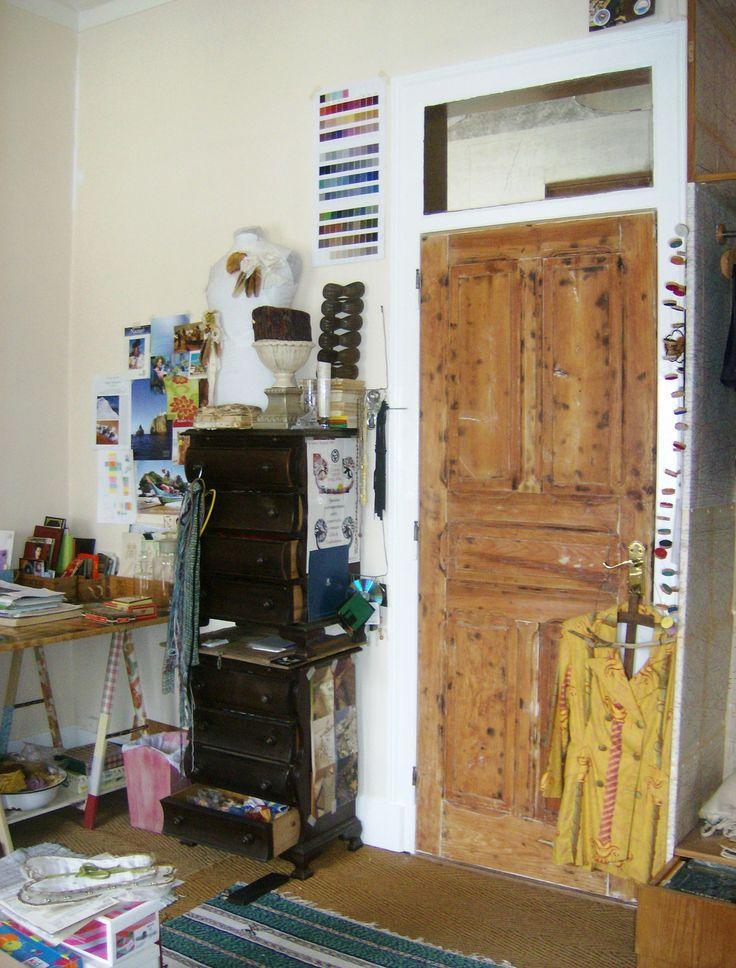 Jesus Cordeiro Studio vintage door