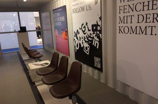 BAU Messe München 2017 - Bauwerk Parkett: wohngesunde Qualität aus der Schweiz
