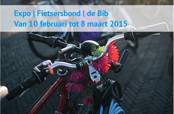Naar aanleiding van het 10-jarig bestaan van de Fietsersbond Sint-Niklaas stelt deze organisatie tentoon nog tot 8 maart in de Bib. Volledig gratis!
