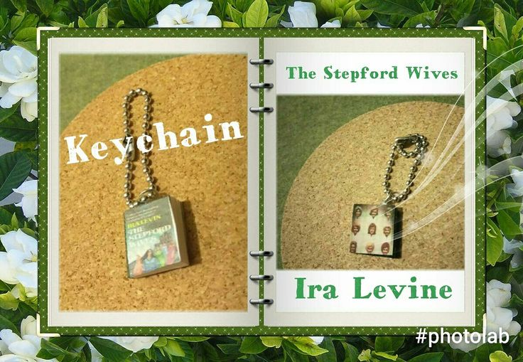 The Stepford Wives Keychain