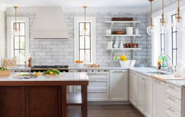 Kitchen Designs with No Wall Cabinets are Quite Functional ...