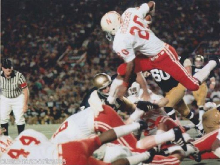 Johnny Rodgers   Nebraska cornhuskers football ...