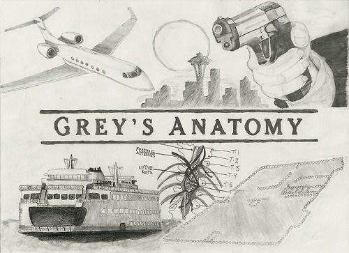 GREY'S ANATOMY!