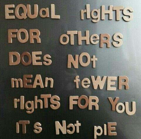 #equality #equalrights #equalityisnotapie #progress #change #elevateyourmind