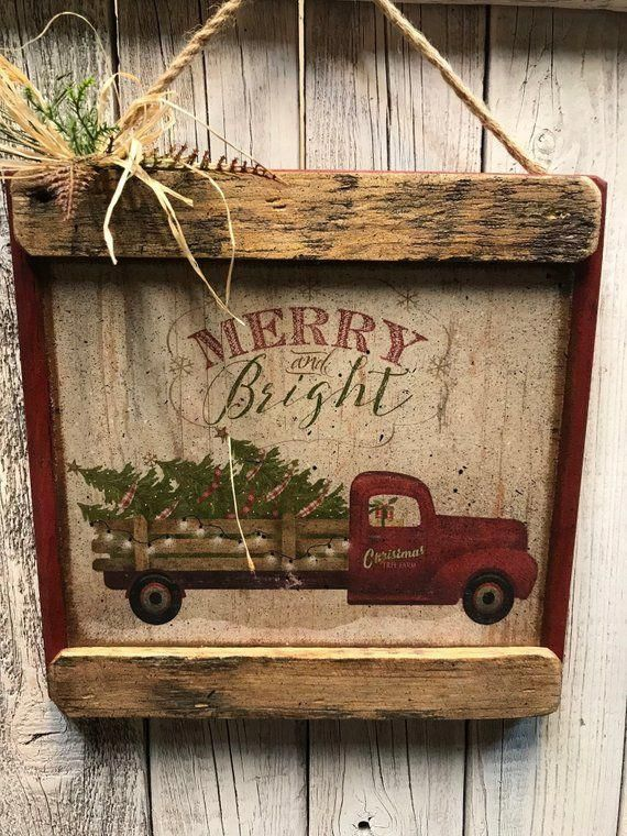 Country Primitive Gifts Uk Countryprimitive In 2020 Primitive Christmas Crafts Primitive Christmas Christmas Signs