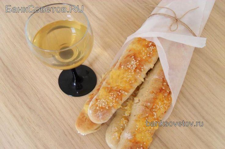 Вкусный рецепт французского багета. Рецепт снабжен пошаговыми фотографиями