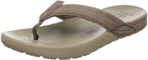 Crocs Men's Yukon Flip Flop -  	     	              	Price: $  39.99             	View Available Sizes & Colors (Prices May Vary)        	Buy It Now      Crocs, Inc. is a rapidly growing designer, manufacturer and retailer of footwear for men, women and children under the Crocs brand. All Crocs brand shoes feature...