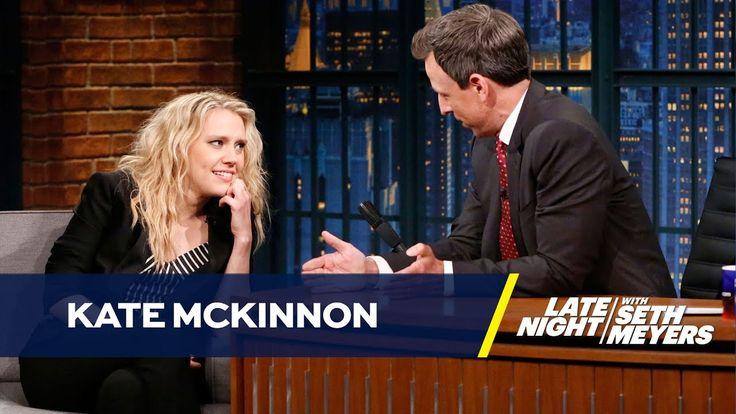 Kate McKinnon reveals her favorite person to impersonate in Donald Trump's administration before sharing her impression of Jeff Session's testimony to Senate...