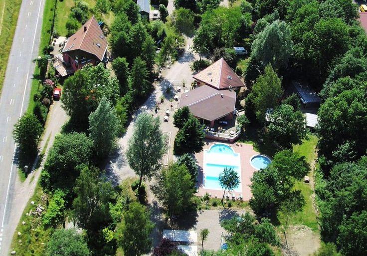Les Reflets du Val d'Argent - Location camping avec piscine en Alsace