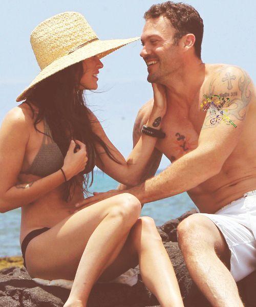 Megan Fox & Brian Austin Green