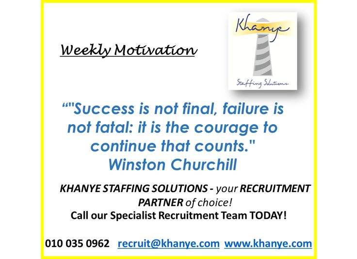 Winston Churchill helping you understand success