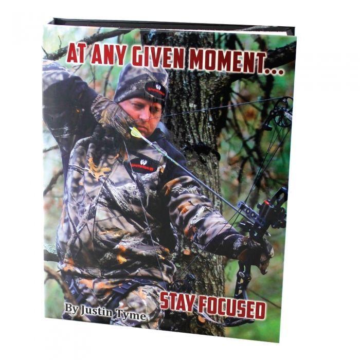 Handgun Pistol Hidden Secret Compartment Stash Hidder Book Any Given Moment #BookKASE