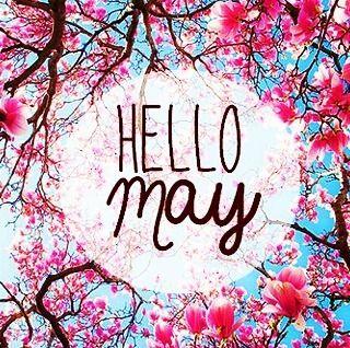 Helló május! :) A virágok és színek honapja vagy! #hello  #may