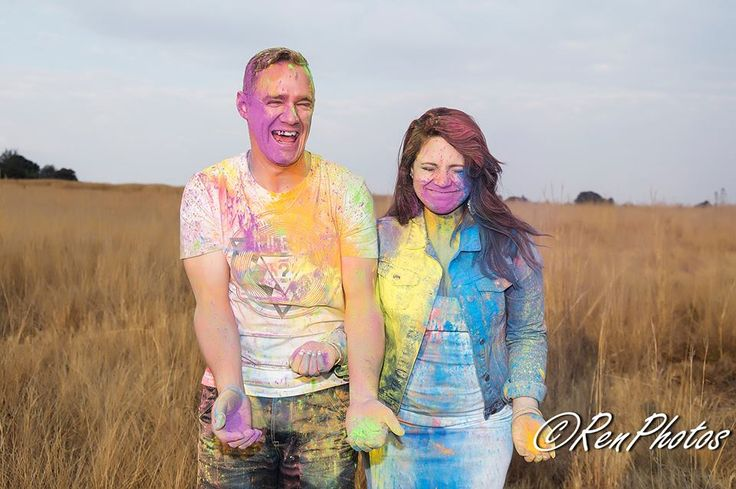 a different and unique idea for a couple shoot is to have a colour photoshoot - Bianca and Ryan had so much fun with this