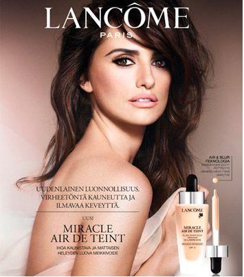 Lancôme Miracle Air de Teint -meikkivoide SK 15 30 ml - Nude-meikkivoide luo iholle mattaisen hohteen, häivyttää ihon virheitä ja on koostumukseltaan henkäyksen keveä. - sokos.fi