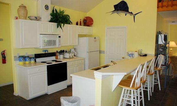 Kitchen idea for afro caribbean theme beach house ideas for Caribbean kitchen design ideas